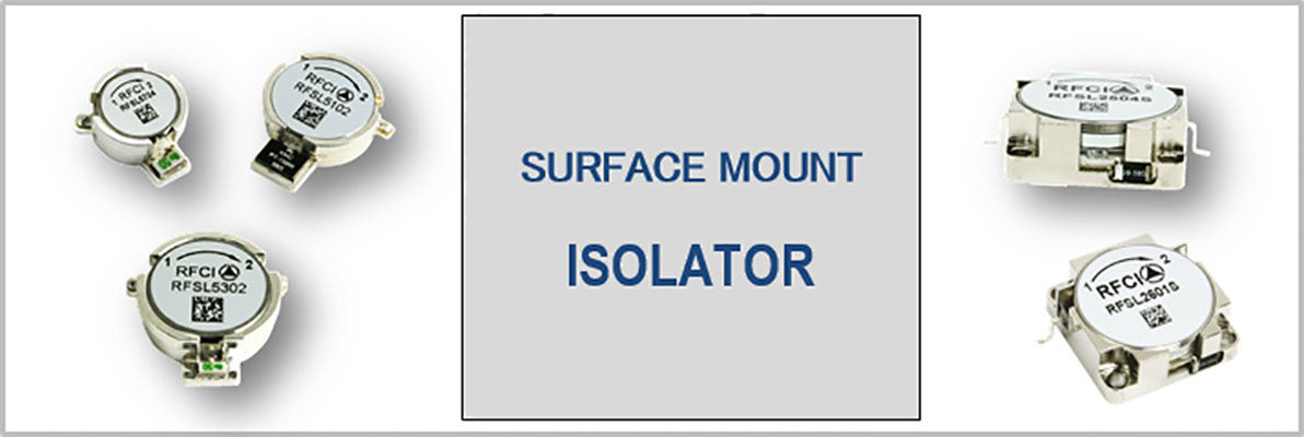 Isolators Banner